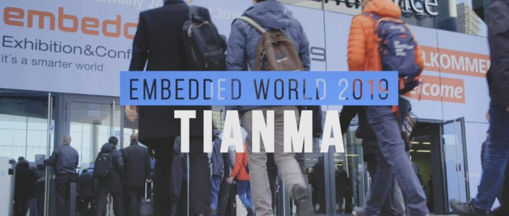 Tianma at Embedded World 2019