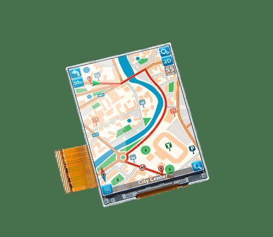 3.5 QVGA TFT-LCD MODULE