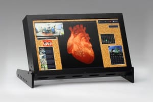 NEW 19.5-INCH FULL HD AUTO-STEREOSCOPIC LCD WITH HXDP TECHNOLOGY